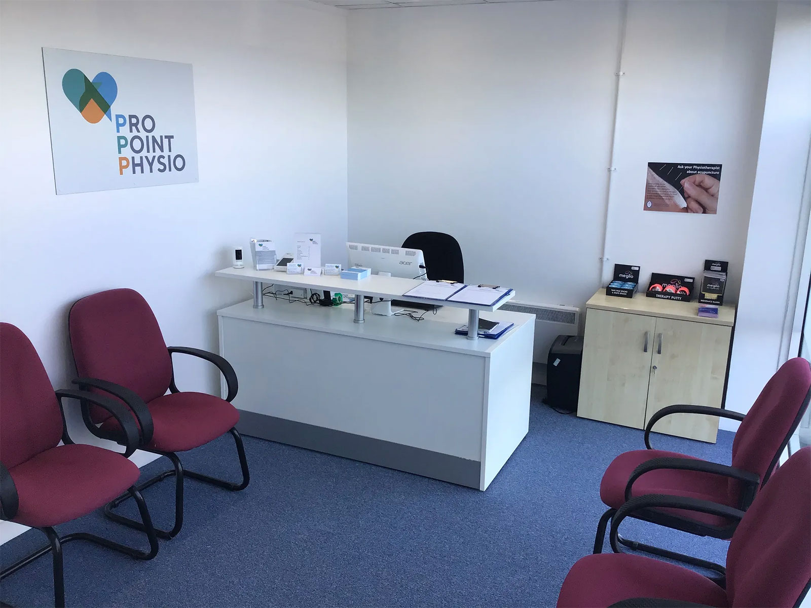 Physiotherapy clinic in Ferndown