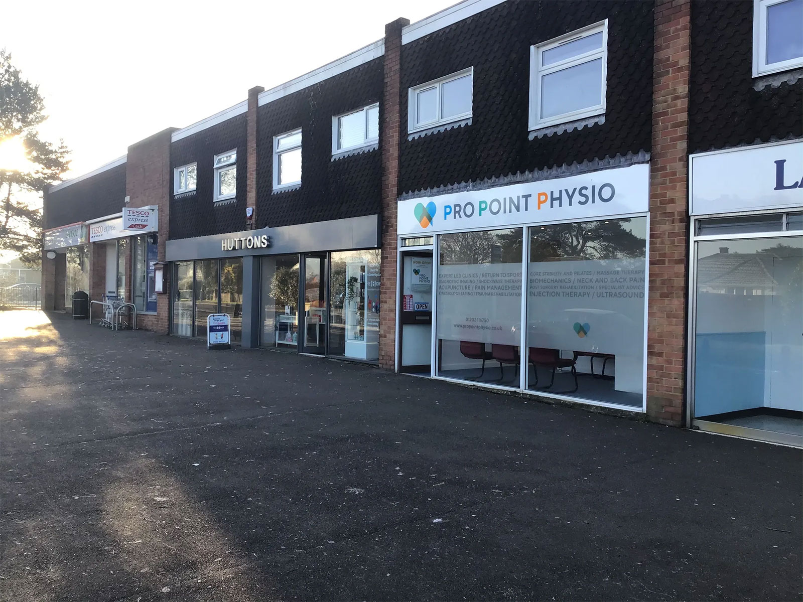 Pro Point Physio in Dorset